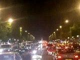 Champs élysées By night