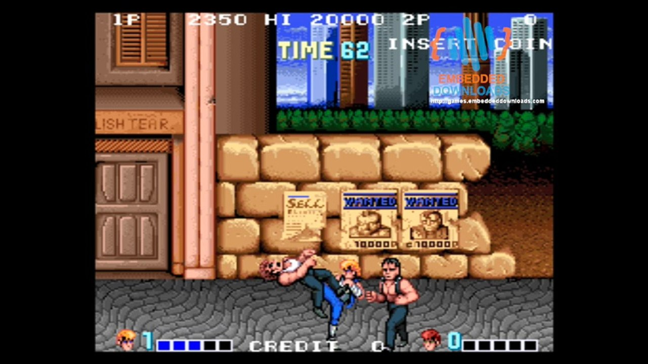 Double Dragon Video Dailymotion