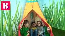 ВЛОГ детский развлекательный и познавательный центр с животными новое от Мисс Катя Kadorr Kid's intertaimnent centre 2016