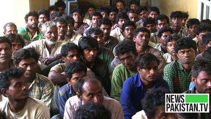 59 بھارتی ماہی گیرسمندری حدود کی خلاف ورزی پرگرفتار