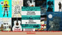 PDF  Voces de Chernóbil Voices from Chernobyl Spanish Edition Read Full Ebook