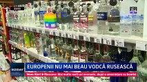 """Lovitură pentru Rusia! Licoarea """"magică"""" nu mai este întrebată peste hotarele federației. Europenii nu prea mai beau vodcă rusească. Jumătate dintre decesele din Rusia se datorează abuzului de alcool."""
