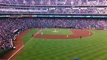 Texas Rangers vs New York Yankees Clip - July 23 2013