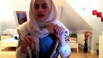 Hijab Tutorial - Wear Hijab with style How to wear Hijab Hijab Scarf Shawl Square Scarf hijab 2015