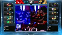 Final Copa Apertura - Lyon Gaming vs Kaos Latin Gamers 107