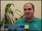 20-01-2016 - LEI DE INCENTIVO ÀS EMPRESAS DE TI - ZOOM TV JORNAL