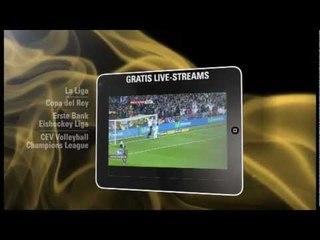 LAOLA1 App staubt den eDay Mobile Award Austria 2012 ab