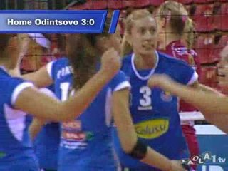 Colussi Sirio Perugia - The Road to the Women's CEV Indesit Champions League Final Four 2009