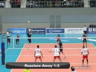 Lube Banca Marche Macerata - The Road to the Men's CEV Indesit Champions League Final Four 2009