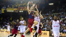 [HIGHLIGHTS] BASKET (Euroleague): FC Barcelona Lassa-Brose Baskets (75-57)