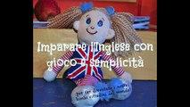 Filastrocca Inglese - Ciao, Mi chiamo..' - canzoni per bambini piccoli