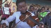 Kenya, Ghetto classics, l'orchestre des enfants défavorisés
