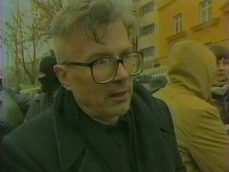 staroetv.su Человек и закон (ОРТ, 2001) Националисты