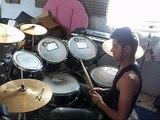 Jaguares - Te Lo Pido Por Favor (bateria cover), (Drum Cover) by Napsther Drumer