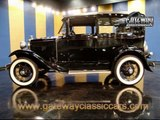 1930 Ford Tudor Sedan - fully restored and ready to roll. For sale at Gateway Classic Cars in IL.