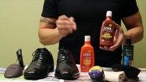 Shoe Polishing Tips- ***How To Shoe Shine Your Shoes***