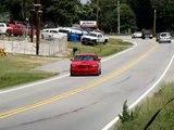 Dodge Charger SRT8 Hemi Burnout