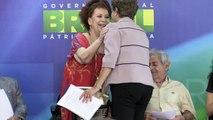 Dilma: 'não se une o país destilando ódio, raiva e perseguição'