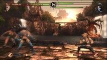 Mortal Kombat Story Mode Walkthrough Part 4: Sonya Blade {Fight 3: Jade & Kitana & Fight 4: Kano}