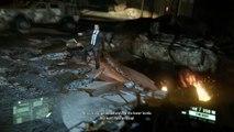 Crysis 2 Gameplay  - PC Max Graphics - GTX 460 SLI