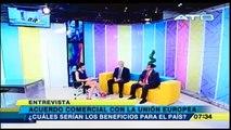 Se realiza el Foro de Potenciales beneficios para Bolivia de un acuerdo comercial con la UE