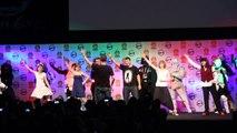 Japan Expo 2012 : Marcus et le Air Star Wars Kinect 2/3