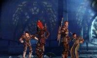 Dragon Age  Origins-Ogre boss cutscene