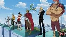 One Piece AMV - Enies Lobby (All Battles)