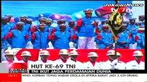 Pidato SBY Hut TNI ke 69 SBY Minta Maaf Belum Bisa Mensejahterakan TNI Full
