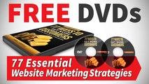 Website Marketing – Free DVD by Chris Cardell – 77 Essential Website Marketing Strategies