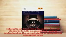 PDF  International Accounting Standards from UK standards to IAS an accelerated route to PDF Online