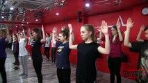 РOPPING с KRISS - RaiSky Dance Studio школа танцев | Современные танцы