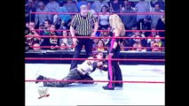 FULL-LENGTH MATCH - Raw - Trish Stratus vs. Lita - Women s Championship Match