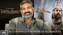 In Conversation with SS RAJAMOULI - Director of National Award winner Baahubali