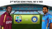 Over 19- West Indies Batting-West Indies Vs India ICC #WT20 2nd Semi Final highlights