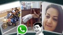 Vídeos legais, engraçados e divertidos do WhatsApp #4 - Funny, incredible and cool compilations 1