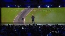 Elon Musk présente la Tesla Model 3 (31 mars 2016)