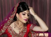 Indian-Bollywood-South Asian Bridal Makeup - Start to Finish I Pakistani and Indian Bridal Makeup I Indian Bridal Hairstyles Ideas I Best Indian Bridal Makeup Tips I Bridal Makeup Artist I Indian Bride Makeover I Bridal Makeup, hair, mehndi, henna