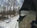 M38 Snow run East Coast Willys Association