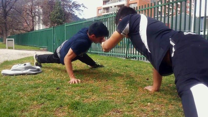Ejercicios y trucos básicos de Calistenia&Street workout Contragravedad CG