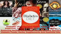 Read  Diabetes Diabetes Diet DONT PANIC STAY POSITIVE TAKE CONTROL An Expert Guide To Ebook Free