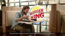 Single Fries, les frites vendues à l'unité par Burger King