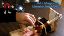 K&J Magnetics - Mendocino Motor Demonstration 2