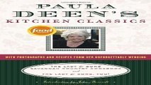 Read Paula Deen s Kitchen Classics  The Lady   Sons Savannah Country Cookbook and The Lady   Sons