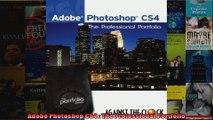 Adobe Photoshop CS4  The Professional Portfolio