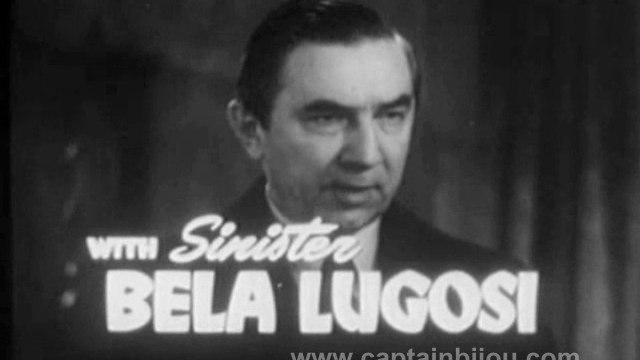 1942 BLACK DRAGONS TRAILER - BELA LUGOSI, CLAYTON MOORE