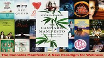 Read  The Cannabis Manifesto A New Paradigm for Wellness Ebook Free