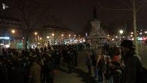 #NuitDebout, une mobilisation de nuit Place de la République contre le projet de Loi Travail