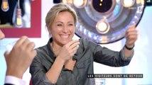La grosse boulette d'Anne-Sophie Lapix ! - ZAPPING TELE DU 01/04/2016