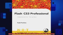 Adobe Flash CS3 Professional HandsOn Training